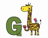 G of Giraffe