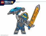 Clay Nexo Knights