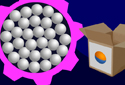 Play to Balls and more balls of the category Jigsaw games