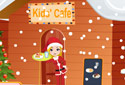 Play to Café winter of the category Christmas games