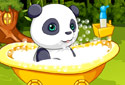 Play to Care for the panda of the category Girl games