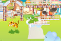 Play to Decorate your zoo of the category Jigsaw games