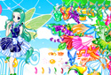 Play to Fashion fairy of the category Girl games
