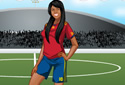 Play to Footballers presumed of the category Girl games