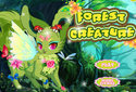 Play to Forest Creature of the category Girl games