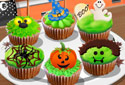 Play to Halloween desserts of the category Halloween games
