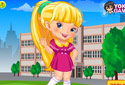 Play to My school uniform of the category Girl games