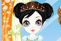 Play to Princess hairstyles of the category Girl games