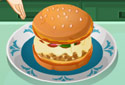 Play to Recipe: Pizza Burger of the category Educative games