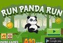 Play to Run panda run of the category Ability games