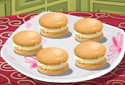 Play to Sara's Cooking Class: Macaron of the category Educative games