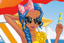 Play to Tropical beach of the category Girl games