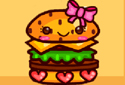 Play to Your burger of the category Girl games